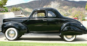 1940 Ford Deluxe2 door Coupe