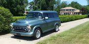 1957 Chevrolet Suburban Carryall Concept